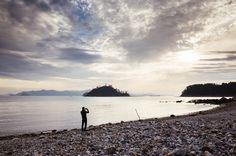 거닐기 좋고, 숨겨진 매력이 가득한 진해 우도 If you find yourself wondering what to do on a Saturday or Sunday, Jinhae Woodo(island) is highly recommended.