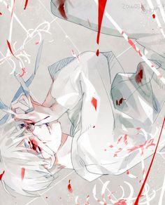 Tadin;-; Kaneki é o personagem mais sofrido na minha opinião.