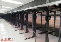 This awesome Long Beach shooting range is more than just a firing range, they have a full ammo warehouse and offer several different classes to help you improve your skills. Outdoor Shooting Range, Shooting Bench, Indoor Shooting, Indoor Range, Rifle Targets, Gun Rooms, Oak Park, Indoor Outdoor, Home Improvement