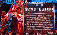 I'm Pirates of the Caribbean!!!