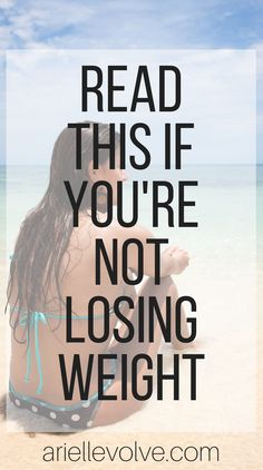 Are you frustrated because you're not losing weight? You might be guilty of some of these diet and fitness mistakes. It's totally okay though, they're easy to fix! Soon you'll be back on track to reaching your goals!