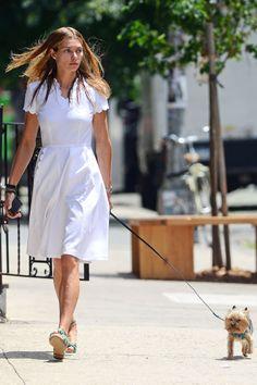 The Summer Standard: Chic Celebs in Sundresses