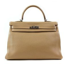 Hermes Kelly 35 in Tabac Camel Clemence leather - browse our full  collection!  baghunter a99667026806f