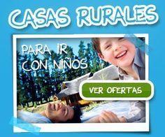 Aquí tienes Casas Rurales en España para ir con Niños con los mejores descuentos y ofertas para pasar tus Vacaciones en familia y a un sólo clic!