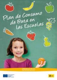Nuevo programa de promoción del consumo de frutas y hortalizas en las escuelas con el inicio del curso