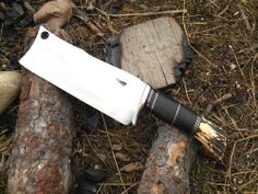 The Behring Made Meat Cleaver. It speaks for itself.