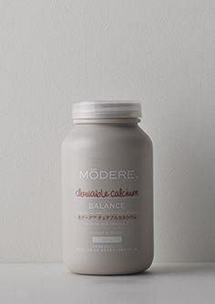 モデーア チュアブルカルシウム | 水なしでカリポリッと手軽に補給。丈夫な骨と歯のために、ビタミンD配合カルシウム。【¥5,400以上のお買い物で10%OFF 、¥10,800以上で15%OFFの特典をプレゼント】