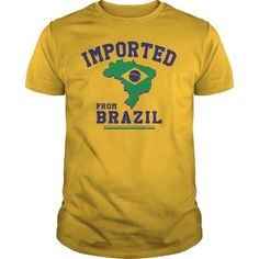 Imported From Brazil T-Shirts & Hoodies