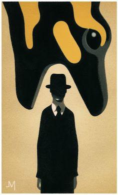 Jean-François Martin, Illustrator - Marzo Negro