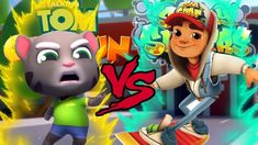 Subway Surfers Vs Talking Tom Gold Run Subway Surfers Game, Candy Crush Saga, Baby Learning, Learning Colors, Games For Kids, Toms, Gaming, Watch, Youtube
