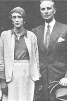 Irina and Felix 1934