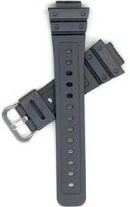 Casio 16mm Black Resin-DW5600E