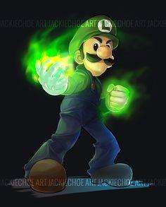 Luigi Commission