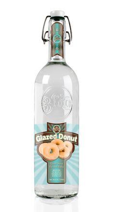 Glazed Donut Vodka