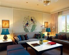 All Indian Home Decor Interior Design Living Room, House Design, Drawing Room Decor, Indian Home Interior, Living Decor, Interior Design, Home Decor, House Interior, Apartment Interior