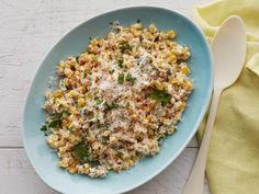 Creamy Chili-Lime Corn Recipe | Food Network Kitchen | Food Network
