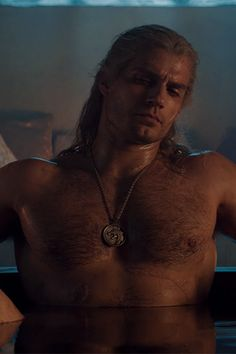 Watch The Witcher Scene That Means More Than You Think. The Looper created a cool video. We recommend to watch it. Henry Cavill, Think Action, The Witchers, Action Tv Shows, Turkey Fan, Netflix, The Witcher Geralt, T Movie, Short Curly Styles