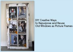 refinish old window frames - Google Search