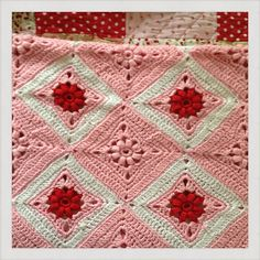 Ravelry: AnnabelsArmoire's Amore afghan