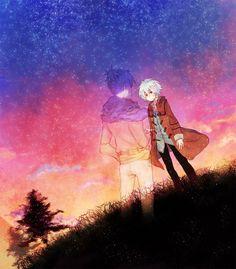 No.6 - Nezumi and Shion