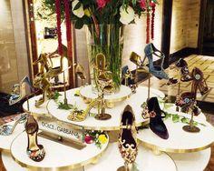 Harrods shoe heaven