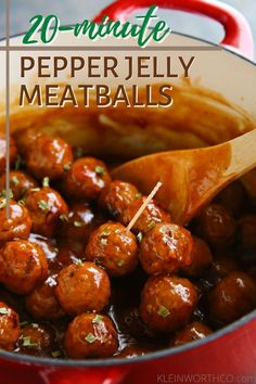 Easy Meat Recipes, Easy Appetizer Recipes, Potluck Recipes, Best Appetizers, Slow Cooker Recipes, Dinner Recipes, I Love Food, Good Food, Most Delicious Recipe