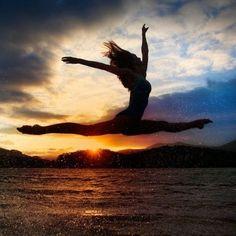 Dancing makes me feel free