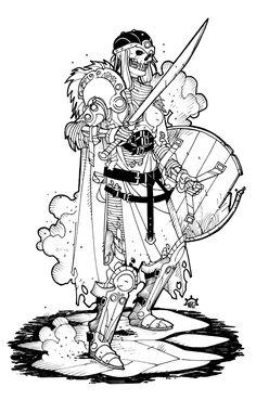 Kobold Character by butterfrog.deviantart.com on