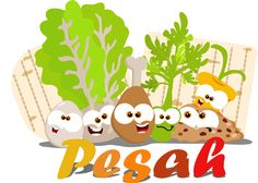 A Playful Passover: a Seder Kit for Toddlers and Preschoolers