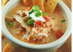 Tortilla Soup Recipe the easy way!   sweetandsimpleliving.com