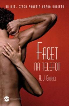Okładka książki Facet na telefon