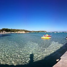 Paradisiaque #santagiulia #portovecchio #corse #holidays #corsica #photodujourprsteeph #sea #paradise