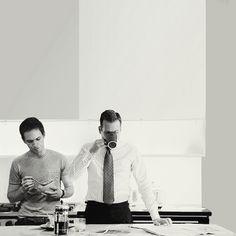 Mike & Harvey #suits