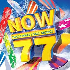 Now That's What I Call Music 77 Thats a 44 Track 2 X Disc CD Album Set 2010 for sale online Music App, My Music, Joe Mcelderry, Now Albums, Tinie Tempah, The Big Hit, Happy 30th Birthday, Tv Ads