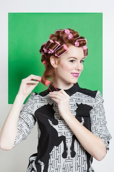 How To Rock 4 Awesome Vintage 'Dos #refinery29