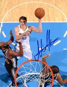 Timofey Mozgov Autographed 8x10 Photo #SportsMemorabilia #DenverNuggets