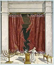 """""""And behold, the curtain of the temple was torn in two, from top to bottom. And the earth shook, and the rocks were split.""""--God's Grief- Jewish tradition of renting garments ..."""