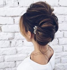 summer wedding hairstyles for medium length hair - Hochzeitskleider-damenmode.de - Summer hairstyles for medium length hair 64 – summer wedding hairstyles for medium length hai - Wedding Hair Side, Wedding Updo, Wedding Makeup, Bridesmaid Hair Updo Side, Prom Updo, Bridesmaid Ideas, Bridal Makeup, Side Hairstyles, Braided Hairstyles