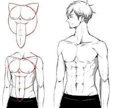 Learn To Draw Manga - Drawing On Demand Guy Drawing, Drawing People, Figure Drawing, Gesture Drawing, Body Drawing Tutorial, Drawing Tutorials, Painting Tutorials, Drawing Reference Poses, Drawing Poses