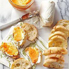 Curried Carrot Butter