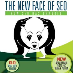 If you are one of the bloggers wondering how to get to the top of Google, then this post is just for you. Here I am sharing an awesome infographics that has a lot of information on SEO and by implementing these methods you are sure to get on the first page of Google.  Here is a list of differences in Old SEO and New SEO, after Panda & Penguin Update from Google.