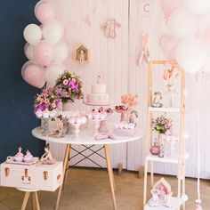 [New] The Best Photography Today (with Pictures) - This is the 10 best photography today. According to photography experts, the 10 all-time best. Baby Girl Shower Themes, Girl Baby Shower Decorations, Birthday Decorations, Birthday Party Themes, Alice In Wonderland Tea Party Birthday, Barbie Party, 1st Birthday Girls, Shower Party, Baby Party