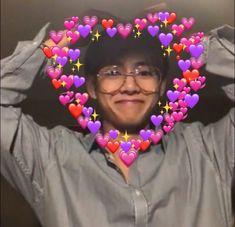 New Memes Kpop Caras Con Corazones 62 Ideas Bts Meme Faces, Funny Faces, Bts 2018, Bts Pictures, Reaction Pictures, Foto Bts, Bts Emoji, Bts Face, Heart Meme