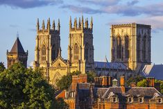 England in Pictures: 20 Beautiful Places to Photograph | PlanetWare Cathedral City, Barcelona Cathedral, Historical Architecture, Amazing Architecture, Parliament Of Canada, Pictures Of England, York Minster, British Royal Families, Arctic Circle