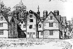 Old Harvard College- founded by Puritans Massachusetts Bay Colony, William Bradford, Harvard College, Pilgrim, Patriots, Mathematics, Colonial, Native American, Education