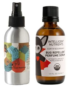 Natural bug sprays to keep you healthy and bite-free