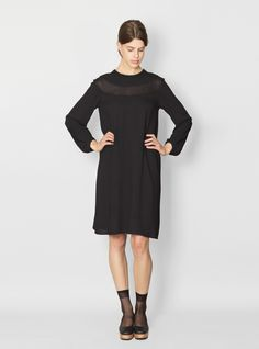 Couverture and The Garbstore - Womens - Tocca - Notary Dress