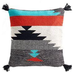 Image Kwadratowa poszewka na poduszkę, Istahan La Redoute Interieurs