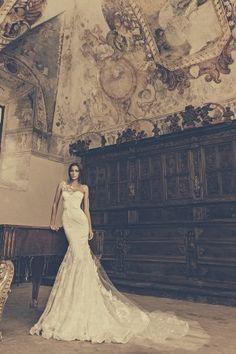 Коллекция свадебных платьев Julia Kontogruni 2015