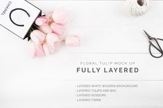Styled stock photo - 9527 - layered! by White Hart Design Co. on Creative Market